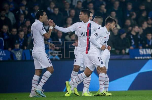 Tottenham y Madrid despiertan; pleno de PSG, Bayern y City