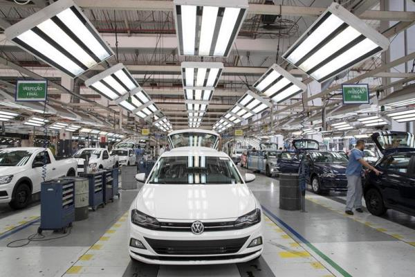 vehicle production in brazil up 25 pct in 2017 after 3 years of declines business english. Black Bedroom Furniture Sets. Home Design Ideas