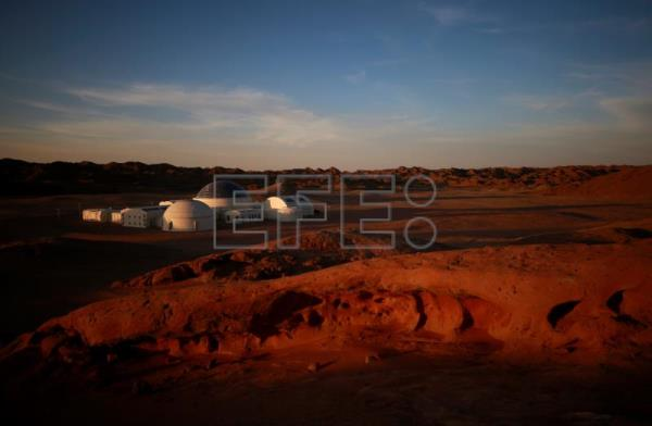 China launches Martian simulator for budding space explorers