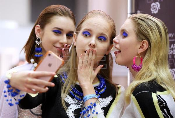 Backstage - Belarus Fashion Week