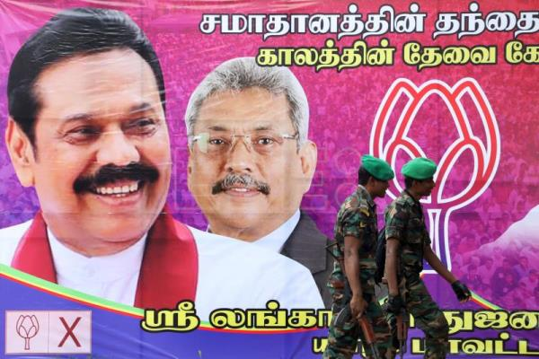Fears of ethnic minorities key in Sri Lankan presidential elections