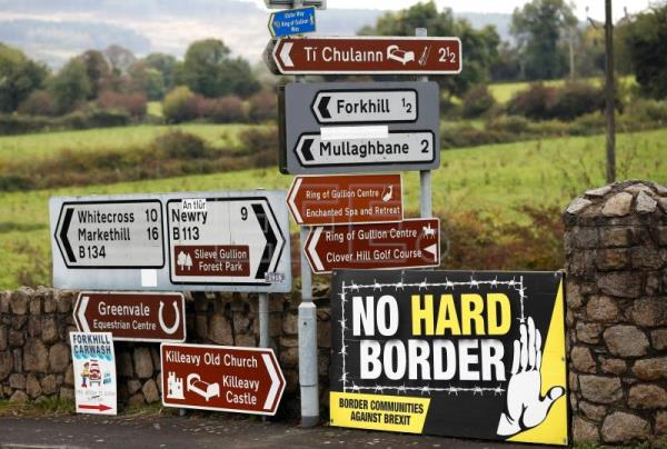 Brexit and the border