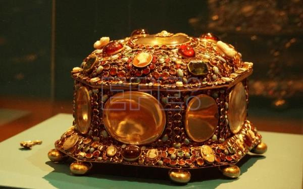 The jewels of the Russian tsars come to Amsterdam's Hermitage