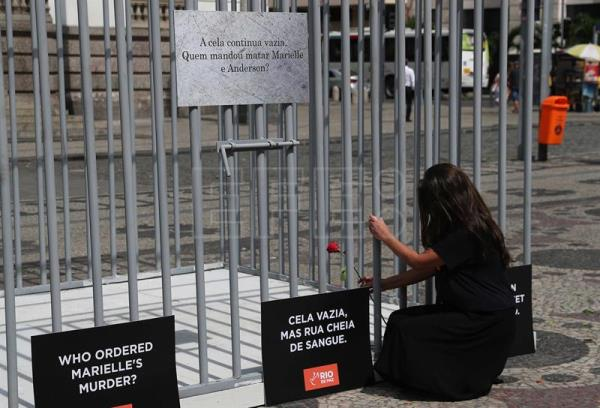 NGO: 92 Pct. of murders in Brazil go unpunished