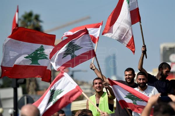 Protests in Lebanon against 2020 budget