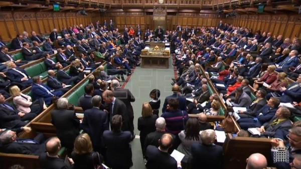 British MPs debate on Brexit summit aftermath