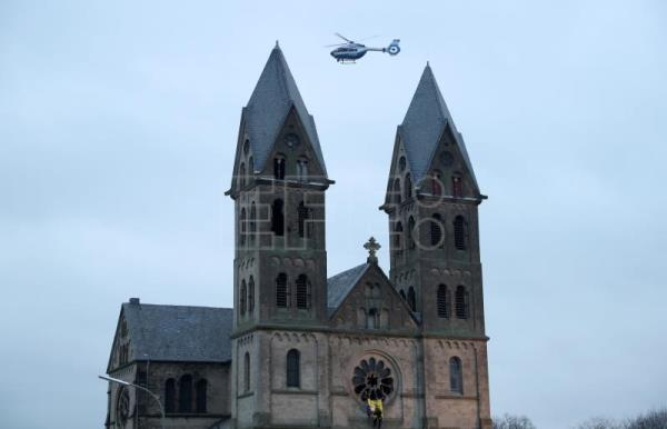 Greenpeace protests demolition of German church for expansion of coal mine