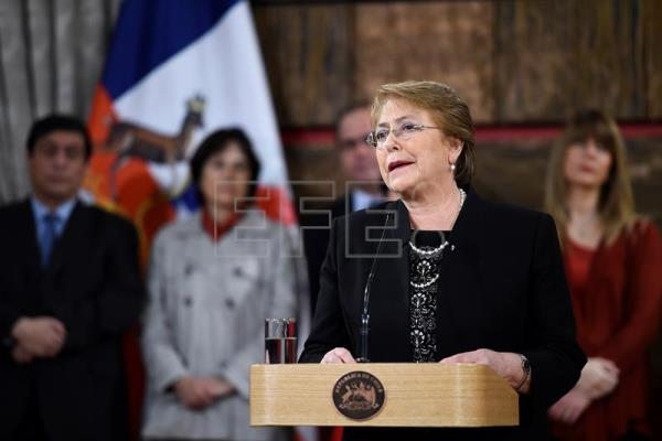 Chile creates Ministry of Woman and Gender Equality