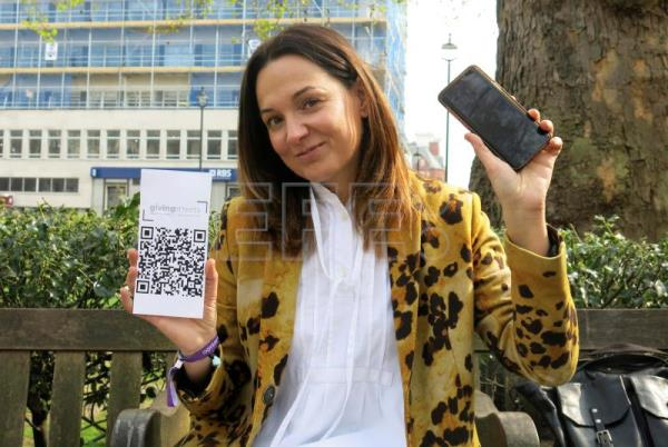 Giving Streets: app combats poverty through cashless donations
