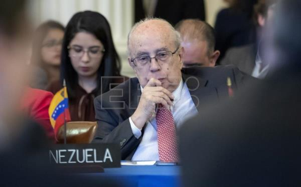 Guaido's envoy occupies Venezuela's OAS seat for first time