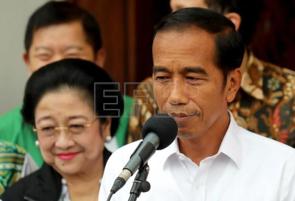 Widodo declares victory in Indonesian presidential elections