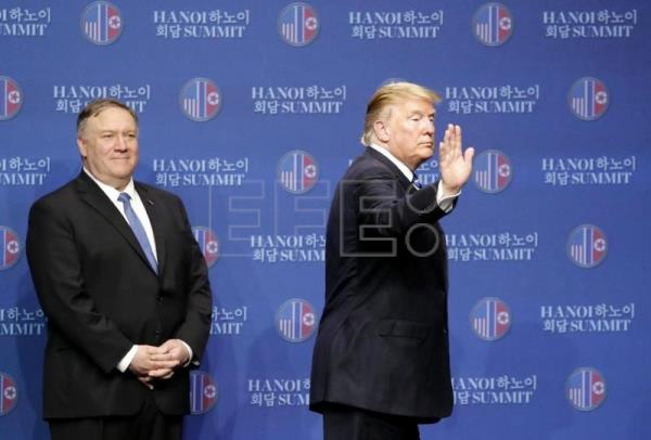 North Korea demands US drop Pompeo from nuclear talks