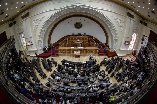 Venezuela's Constituent Assembly assumes powers of opposition-led legislature