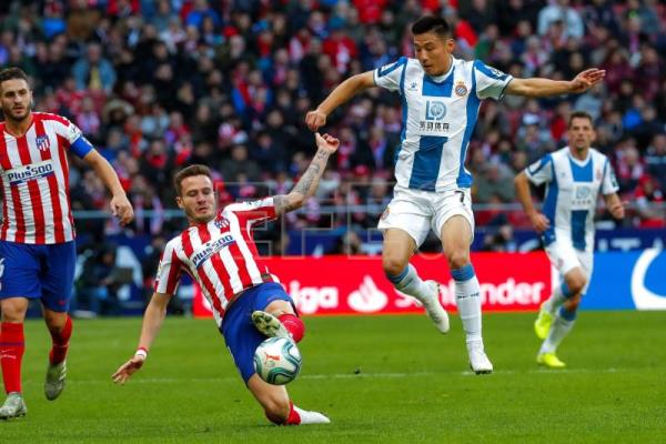 Atletico Madrid downs Espanyol 3-1