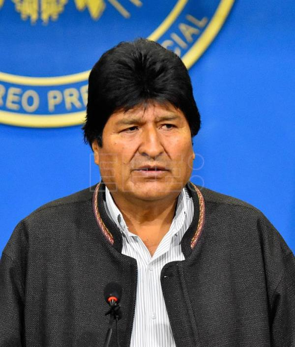 Morales says new presidential election to be held in Bolivia