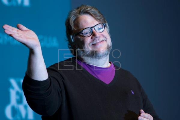 "O realizador mexicano Guillermo del Toro, autor de ""The Shape of Water"". EFE/Arquivo"