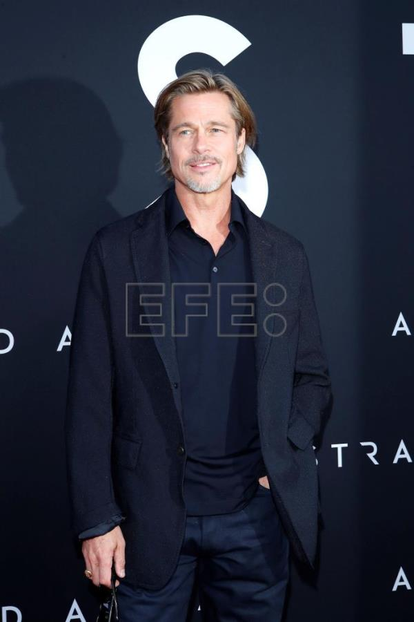 Brad Pitt dazzles at Los Angeles premiere of 'Ad Astra'