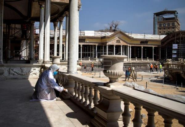 Palace of founder of modern Egypt to receive visitors