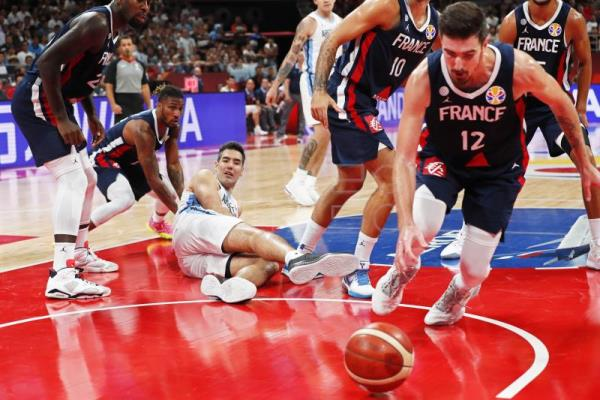 France out, Argentina to play Spain in Basketball World Cup final