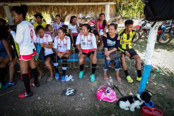 Brazilian Amazon's Champions League offers respite from wildfires