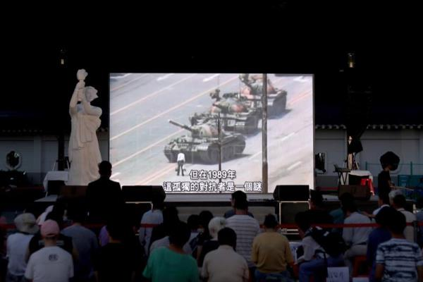 Photographer Charlie Cole, who shot iconic Tiananmen Square image, has died
