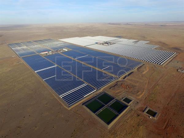 Spanish company Abengoa launches 3rd solar plant in South Africa