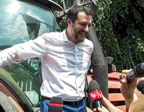 Italy's 5-Star Movement, Lega Nord strike government coalition deal