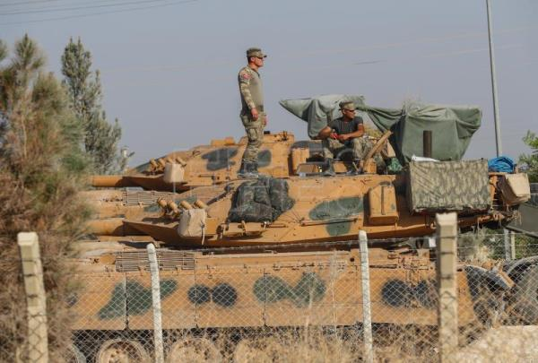Turkey launches offensive targeting Kurdish forces in north-eastern Syria