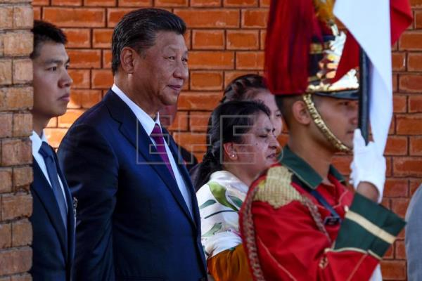 Chinese president says separatist activities will be crushed