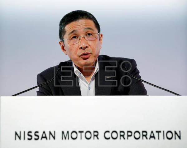 Nissan CEO says he was overpaid through equity scheme