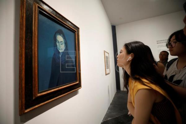 Picasso show in China unravels the genius behind the artist