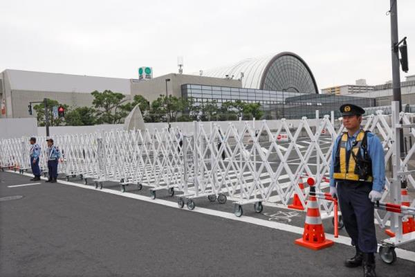 Security beefed up ahead of G20 summit in Osaka