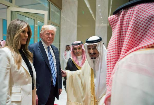 Trump and Saudi King inaugurate global center against extremism