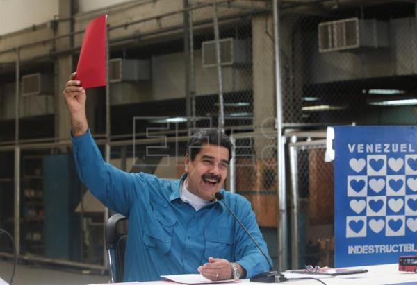 Maduro: US wants to take political control of Venezuela