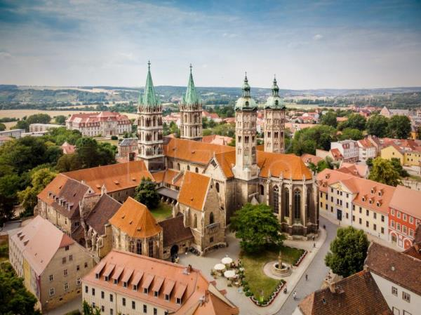 Naumberg Cathedral in eastern Germany becomes UNESCO world heritage site