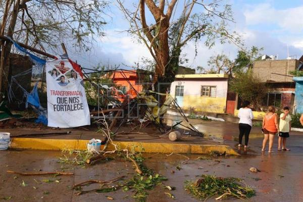 Limited damages after Hurricane Willa hits western Mexico