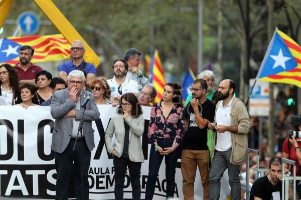 Catalan president: Regional parliament will respond to Spanish PM's measures