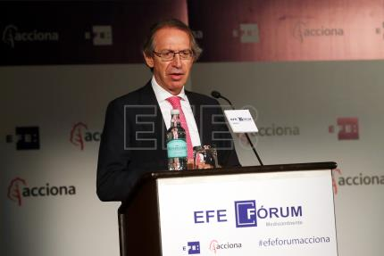 EFE's president: It's time to take measures to comply with Paris Accord
