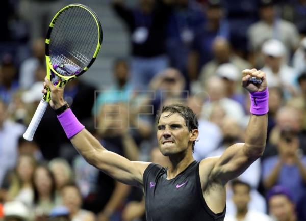 Nadal gets walkover into US open 3rd round after Kokkinakis withdraws