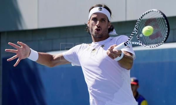 Lopez beats Nishioka, to face off against Medvedev in US Open 3rd round