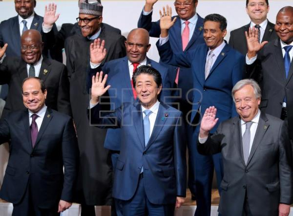 Japan PM: African nations must not become overly indebted to foreign nations