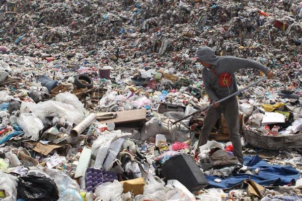 A Veritable River Of Garbage Has Been Flowing In East Beirut Since July When Dump