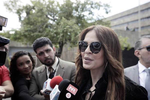 Arias gives statement to Costa Rican prosecutors on sex charges