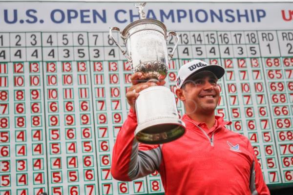 Woodland gana el US Open y su primer grande en Pebble Beach