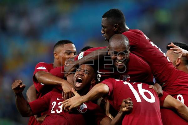 Qatar notches unexpected 2-2 draw vs. Paraguay in Copa America action
