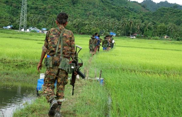 110 Killed as Rohingya rebels continue to clash with Myanmar army
