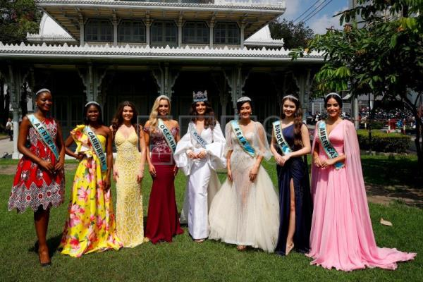 Thailand to host Miss World 2019 beauty pageant in December
