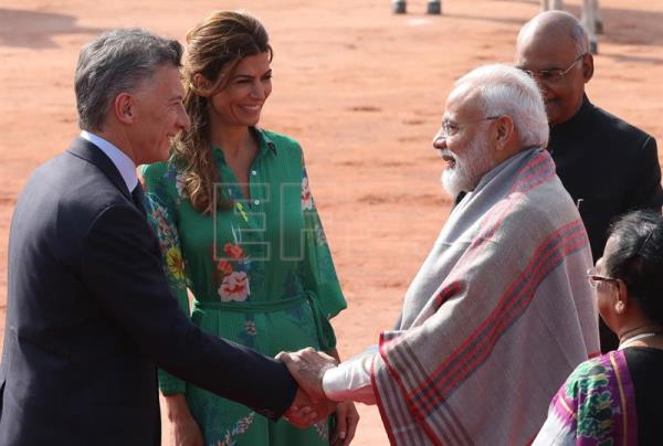 Argentina, India sign 10 agreements to boost bilateral ties