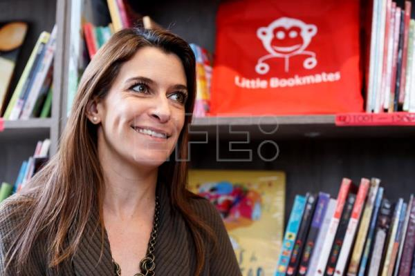 Mexican startup brings kids and books together