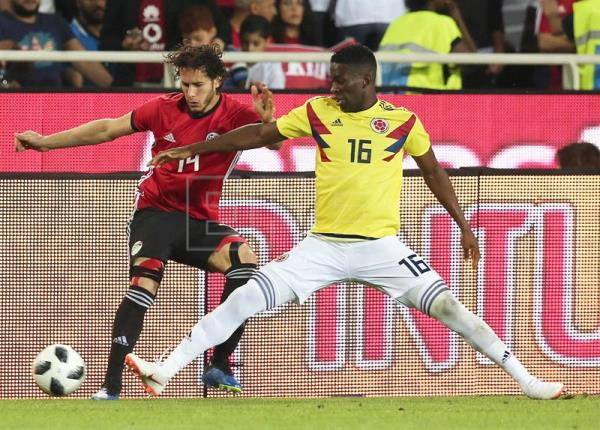 Image result for Egypt 0-0 Colombia